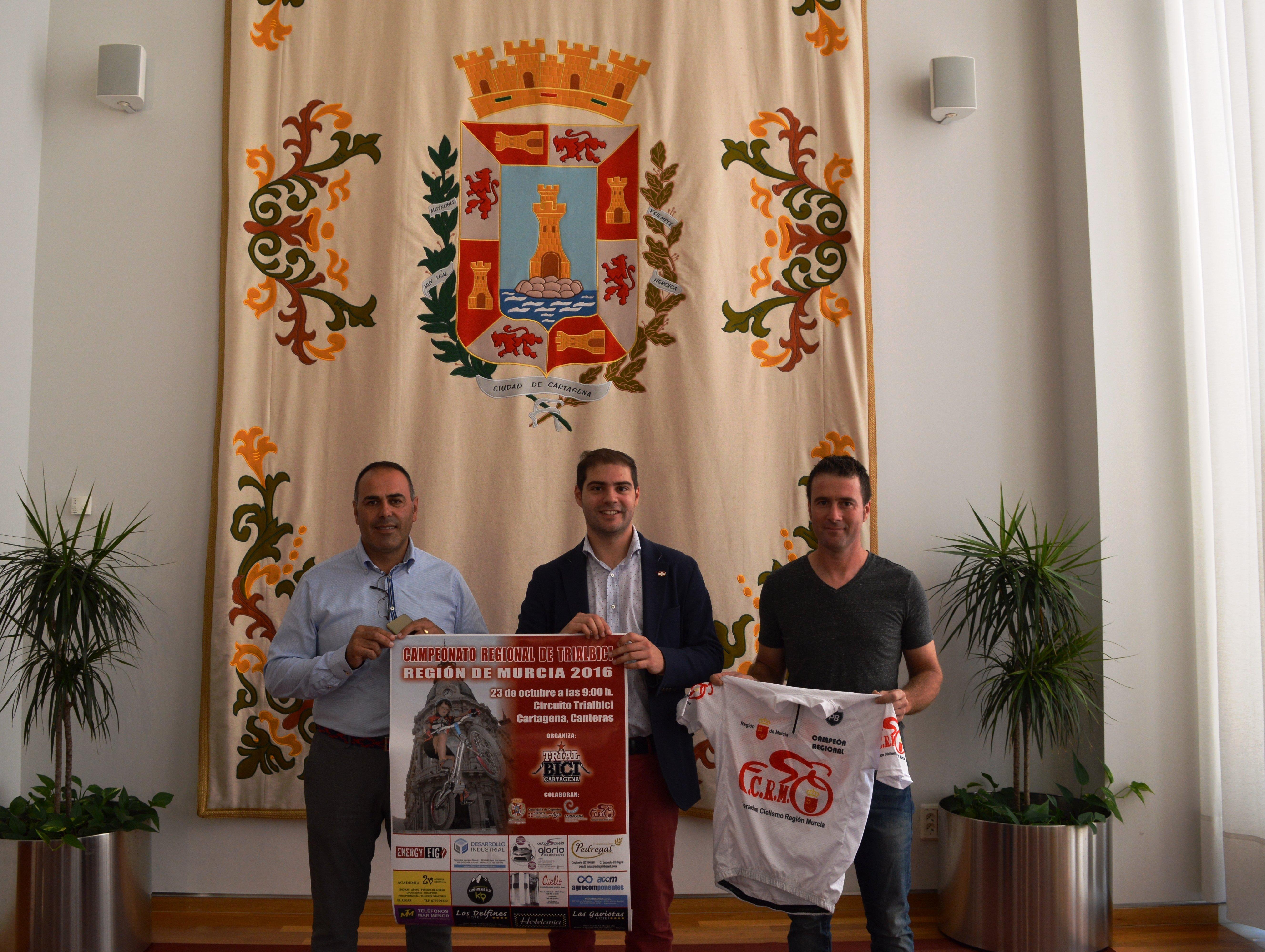 Presentación Campeonato Trialbici